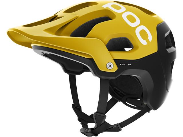 POC Tectal Helmet sulphite yellow